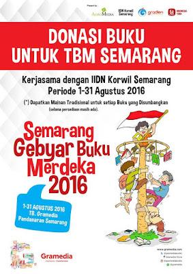 Meriahnya Agustusan Bersama IIDN Semarang & Anak Kos Dodol :)