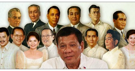 biography of the philippine presidents Maverick anti-crime candidate rodrigo digong duterte has won the philippine presidential elections, following the withdrawal of his opponents although the official result has not yet been.