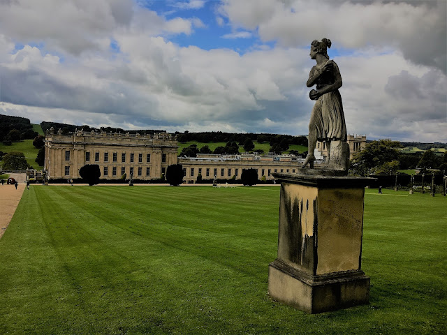 Chatsworth House Style Exhibition #lbloggers #history #ChatsworthHouseStyle #Chatsworth