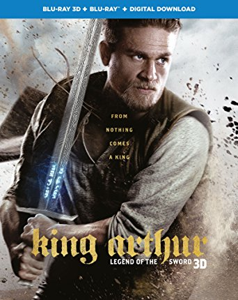 King Arthur Legend of the Sword 2017 English 480p BRRip 350MB ESubs