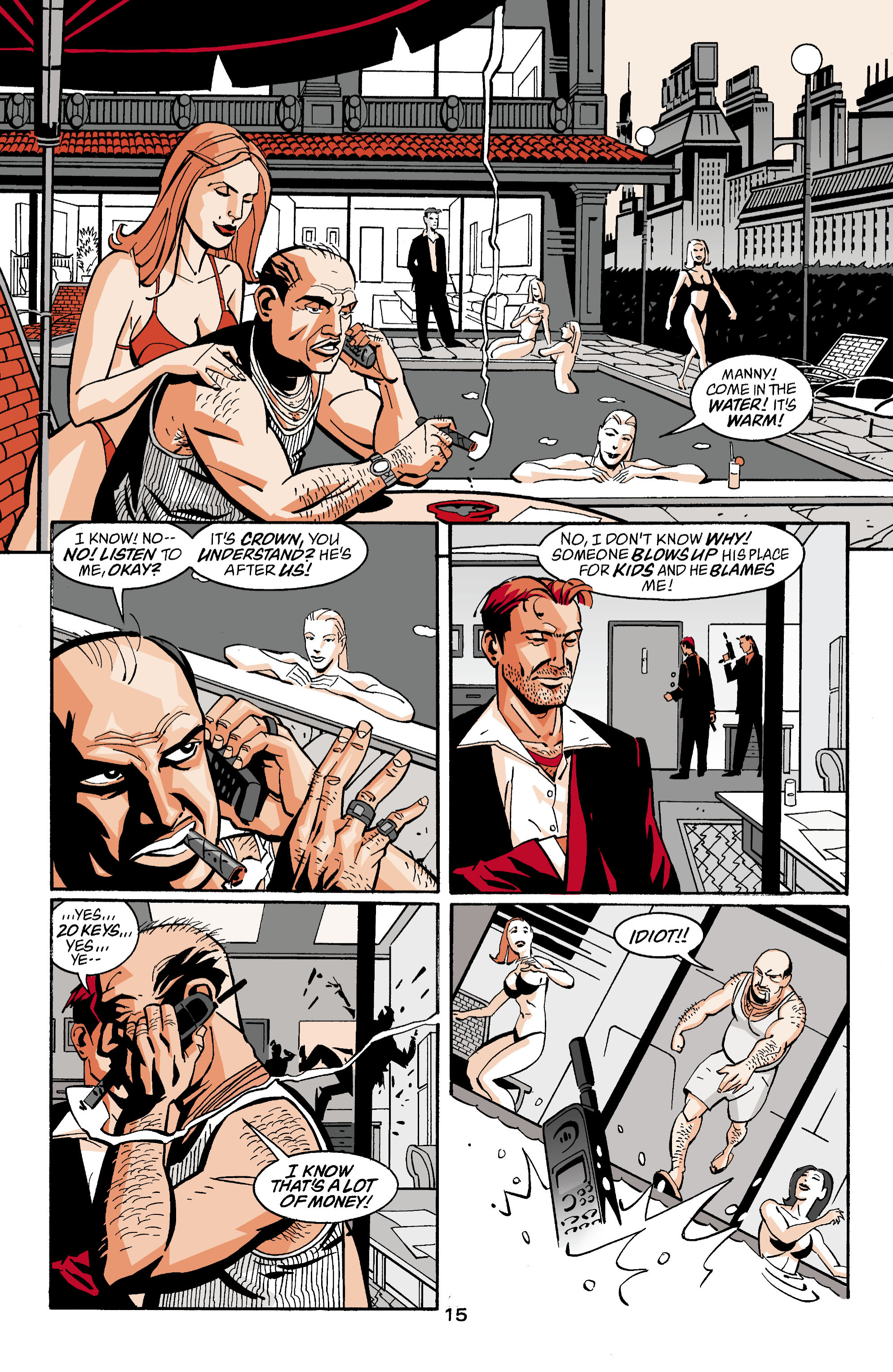 Detective Comics (1937) 744 Page 15
