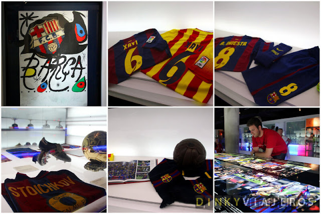 Museo del Fútbol Club Barcelona