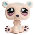 Littlest Pet Shop Pet Nooks Polar Bear (#470) Pet