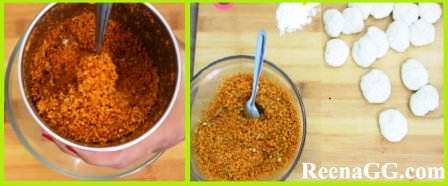 Moong Dal Mini Samosa Recipe step 2
