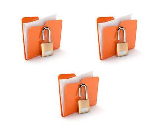 cara menyembunyikan file dengan notepad