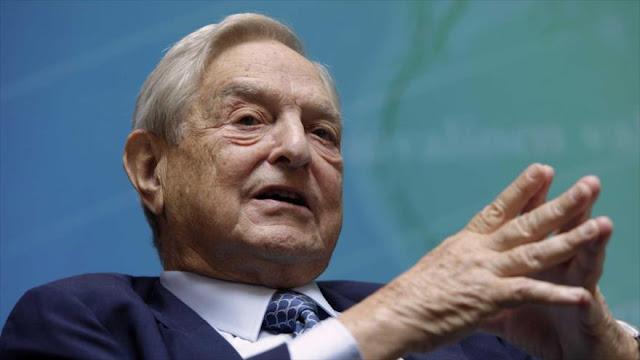George Soros jugó papel en la crisis de Ucrania