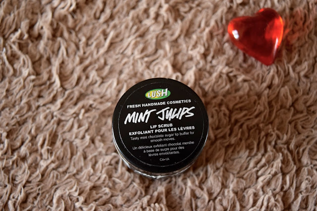 routine du soir lush mint julips