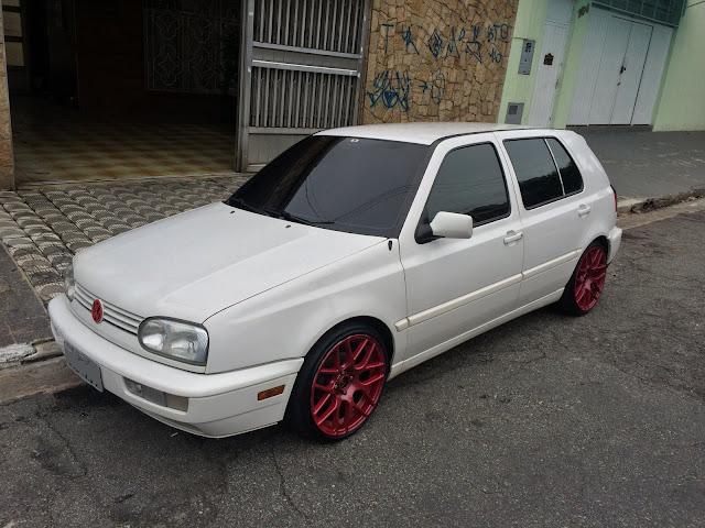 VW Golf GLX 2.0 Mexicano Custom: fotos, informações e preço