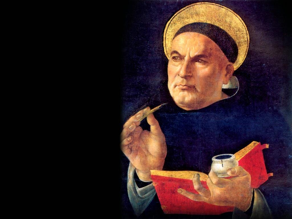 Thomas Aquinas: Holy Mass Images...: Saint Thomas Aquinas, Priest And