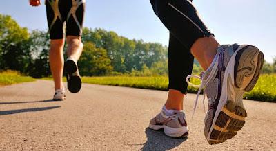 olahraga ringan, exercise, latihan, produktivitas, kesehatan