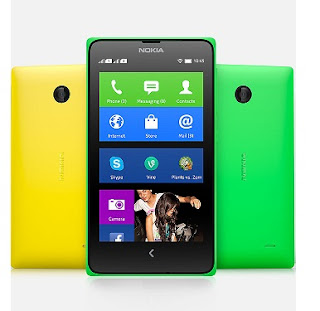 Aplikasi Android di Nokia X Tanpa Root