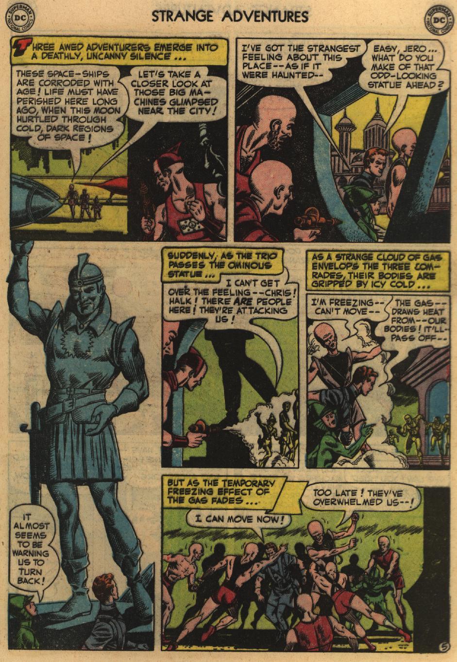 Strange Adventures (1950) issue 11 - Page 43