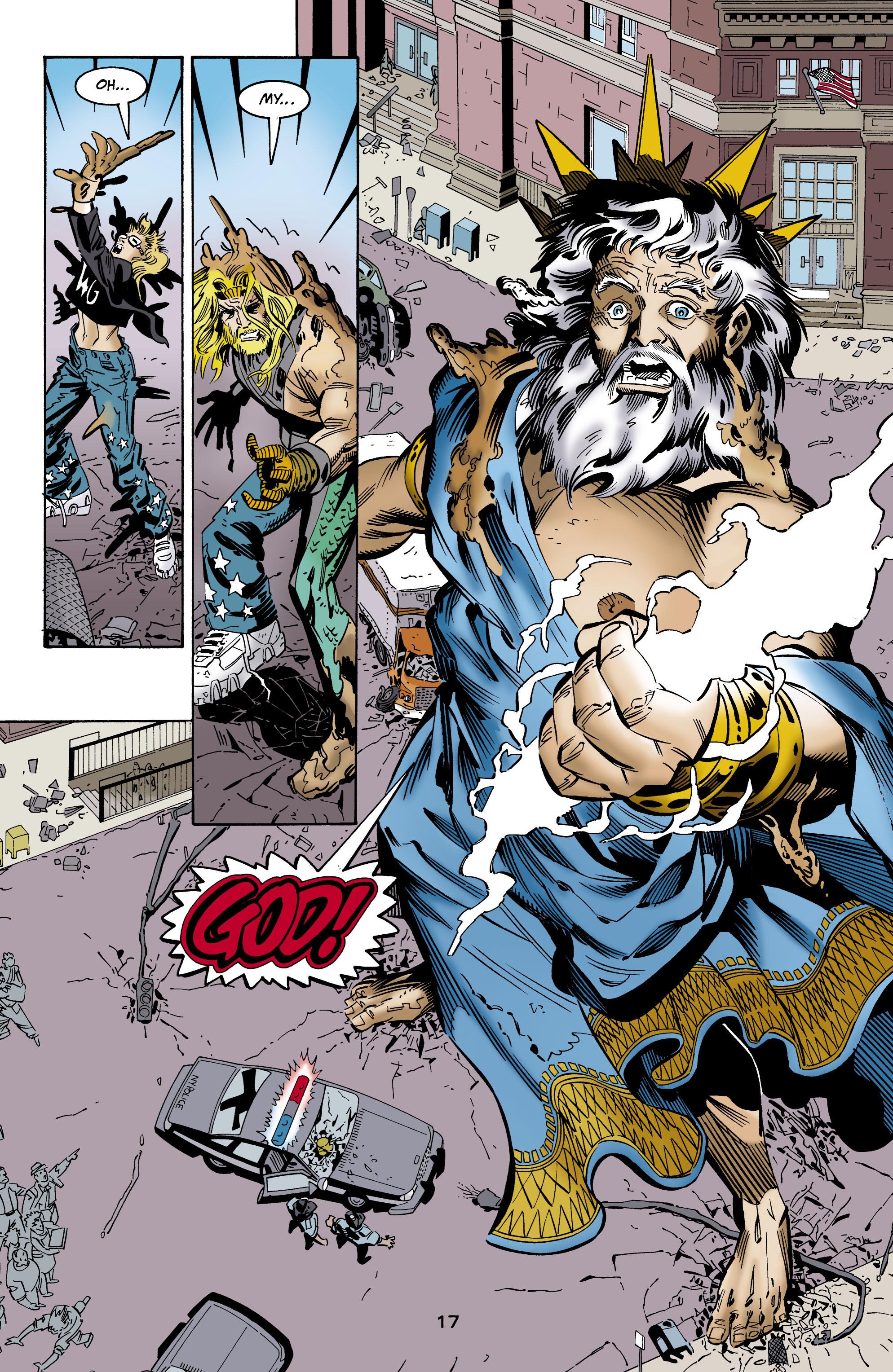 Read online Wonder Woman (1987) comic -  Issue #160 - 18