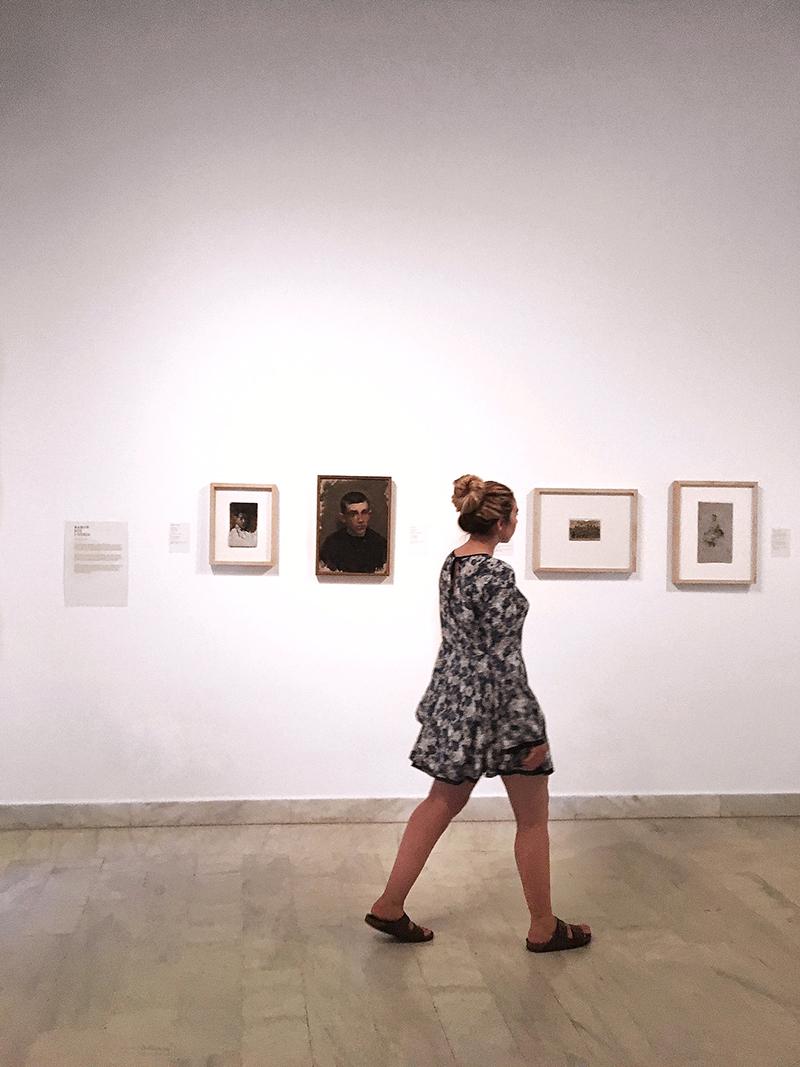Museu Picasso, picasso museum, pablo picasso artwork