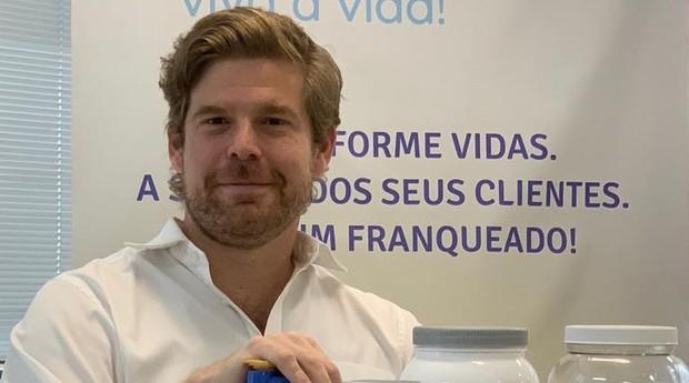 Breno César, CEO da SNC, foi escolhido para comandar expansão da rede (Foto: SNC/Divulgação)
