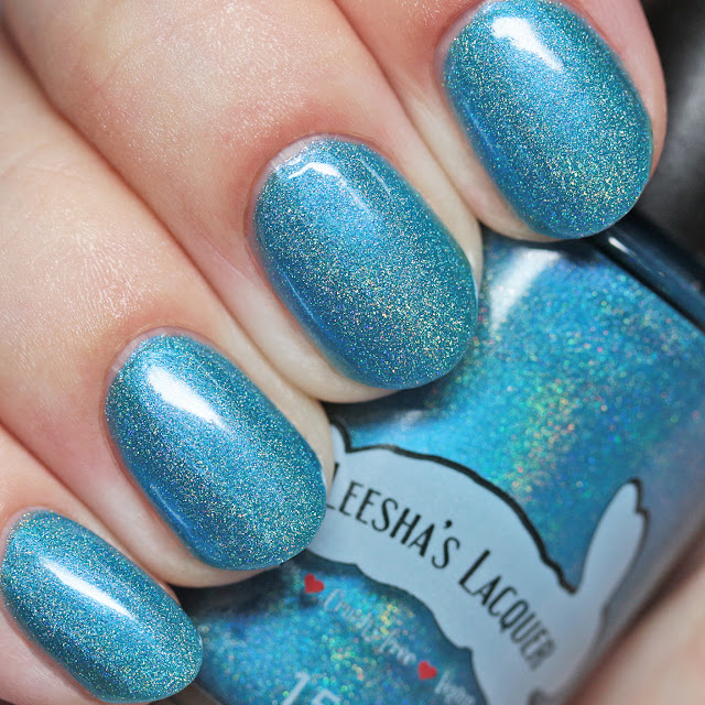 Leesha's Lacquer Surf's Up