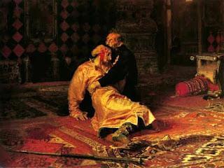 Иван Грозный венчание на царство