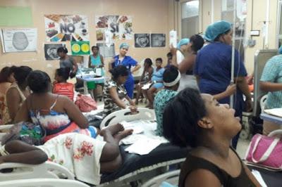 14 recién nacidos fallecieron el pasado fin de semana en la maternidad la Altagracia