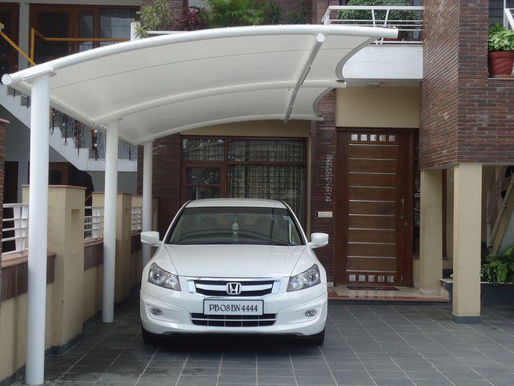 Desain keren carport minimalis paling digemari rumahku unik
