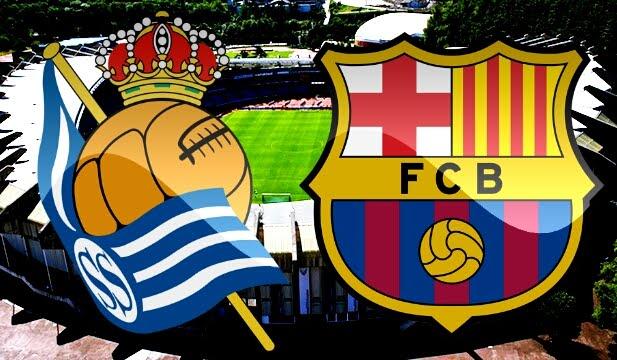 Barcelona x Real Sociedad (09/04/2016) - Data, Horário e TV
