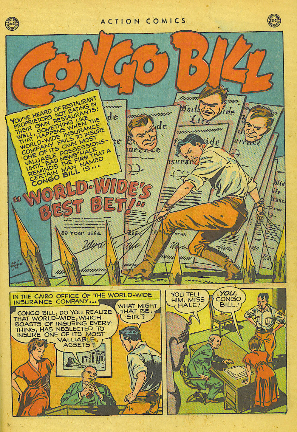 Read online Action Comics (1938) comic -  Issue #135 - 24