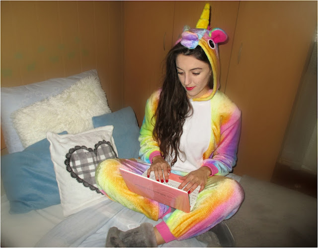 gamiss, online shop, online iskustvo, torba, onesie, bag, fleece, honest, review, panda, unicorn, jednorog, pidžama, colorful, multicolor, rainbow