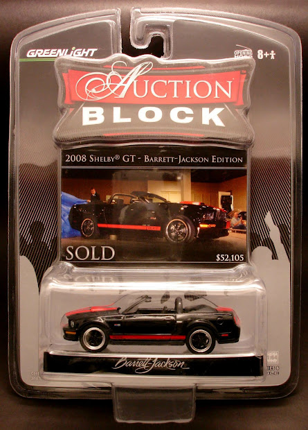 Diecast Hobbist Greenlight Auction Block Series 6
