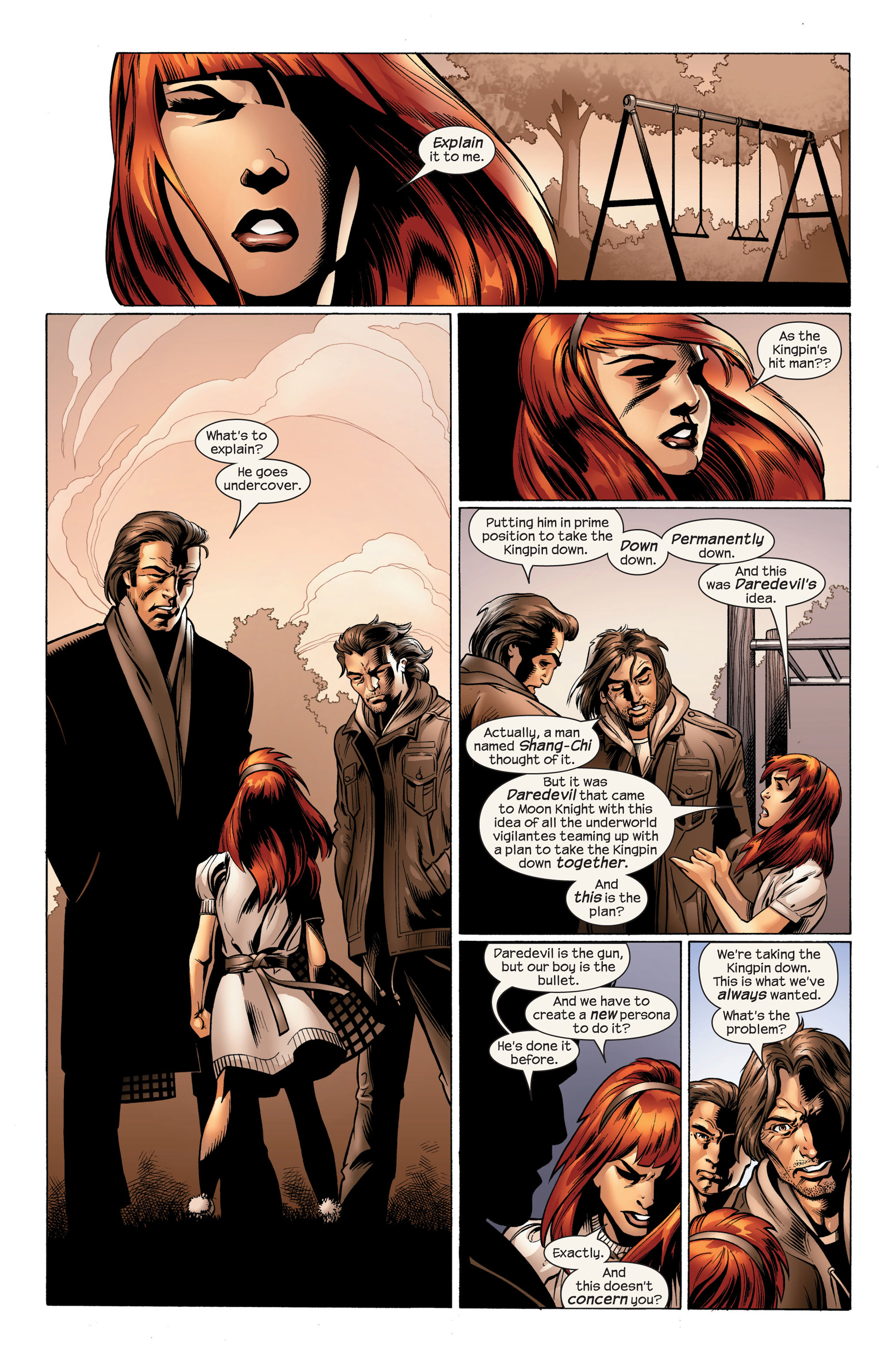 Read online Ultimate Spider-Man (2000) comic -  Issue #108 - 4