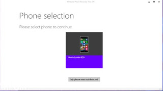 Cara Termudah  Roll Back dari Windows 10 Mobile Preview ke Windows Phone 8.1