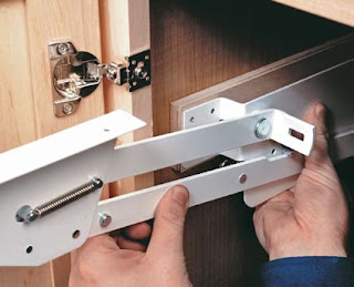 Kitchen And Bathroom Renovation How To Install Swing Up