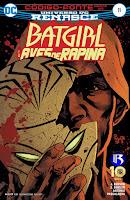 DC Renascimento: Batgirl e as Aves de Rapina #11