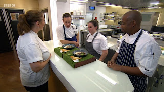 Great British Menu 2017 London & SE Judging ep.5