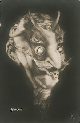 Diablo, metamorphic art