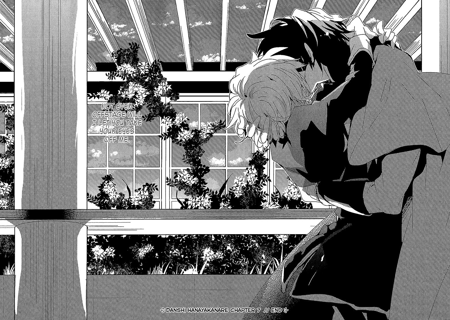 Danshi Hanayakanare - Chapter 7