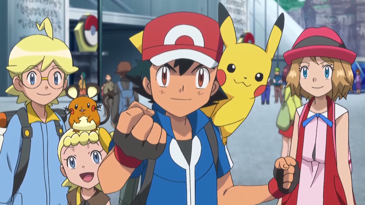 xyz pokemon league own brilliant writing its pokemon realities multiple dub