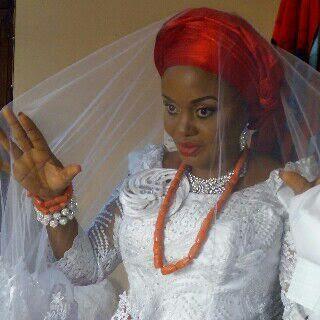 amanda ebeye mother wedding