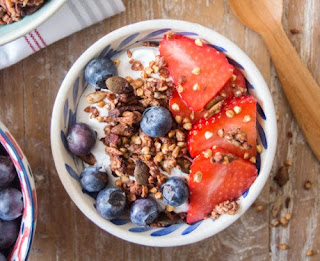granola para la psoriasis