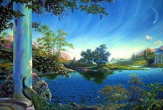 Gambaran Surga Menurut Kristen Dan Islam