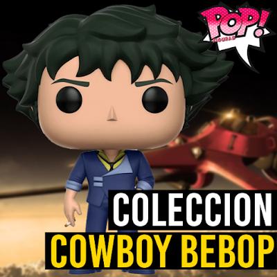 Lista de figuras funko pop de Funko POP Cowboy Bebop