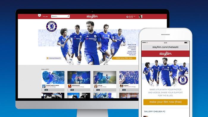 30a34189ac Clube londrino faz acordo com Stayfilm em aplicativo para produção de  vídeos curtos para torcedores