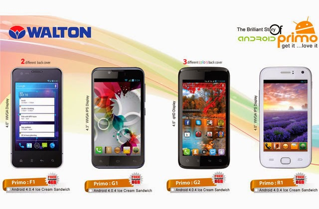 Walton Mobile Phones