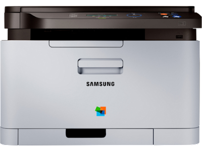 Color Laser Printer serial amongst the surgery of compact color Light Amplification by Stimulated Emission of Radiation multifunction prin Samsung Printer SL-C467 Driver Downloads