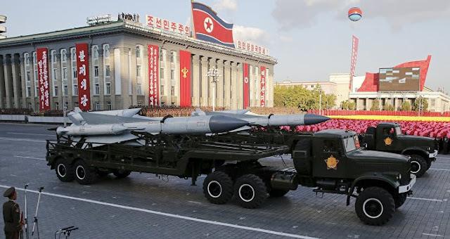 Os Estados Unidos pediram neste domingo sanções mais fortes contra a Coreia do Norte após o lançamento de um novo míssil