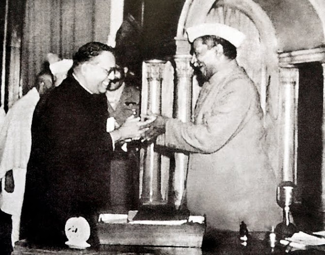 Ambedkar's efforts were pioneering in the development of India's national policy for water and electricity
