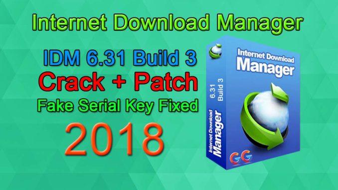 idm 6 31 build 3 crack