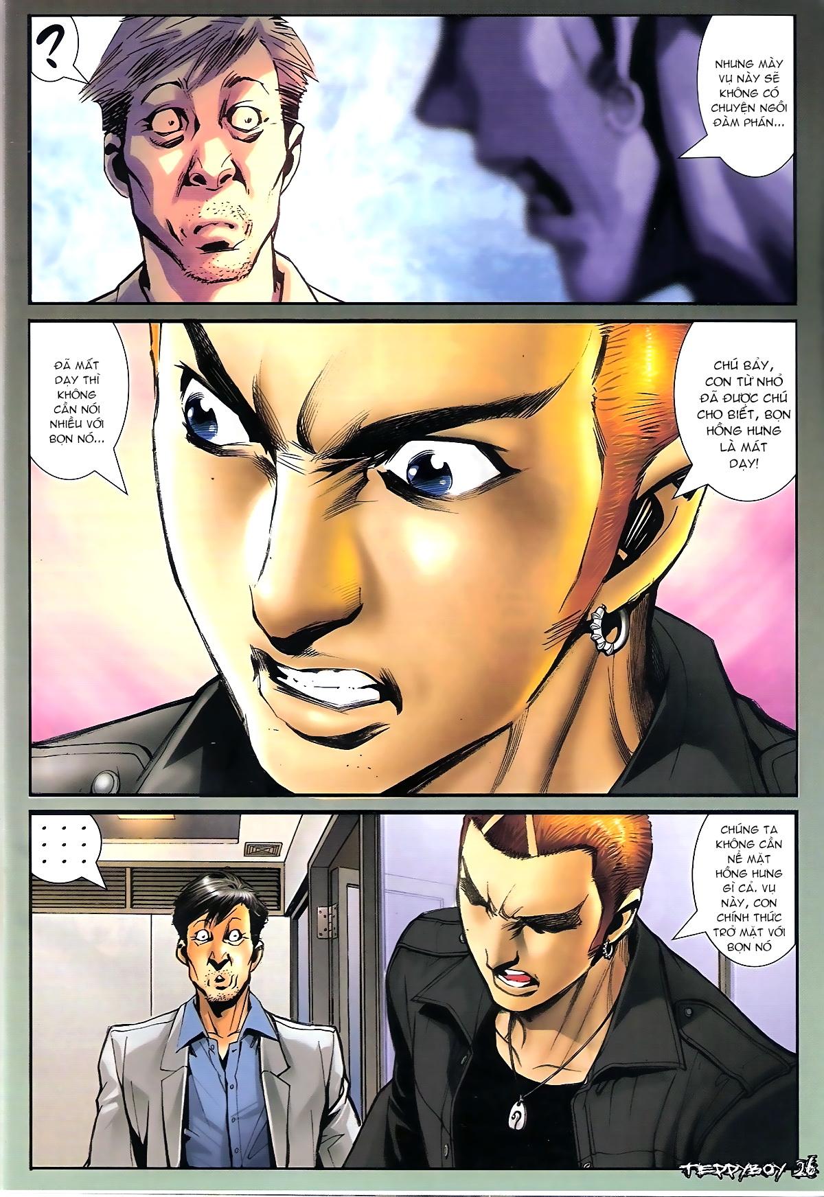 Người Trong Giang Hồ - Chapter 1357: Xúc Sinh Tư - Pic 23