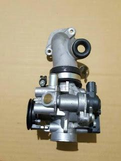 Cara Motor Mbrebet Saat Di Gas