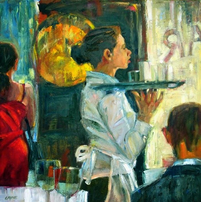 Современное искусство Америки. Layne Cook