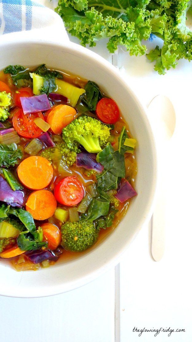 15 Soups That Will Actually Cure Your Cold Organic Org