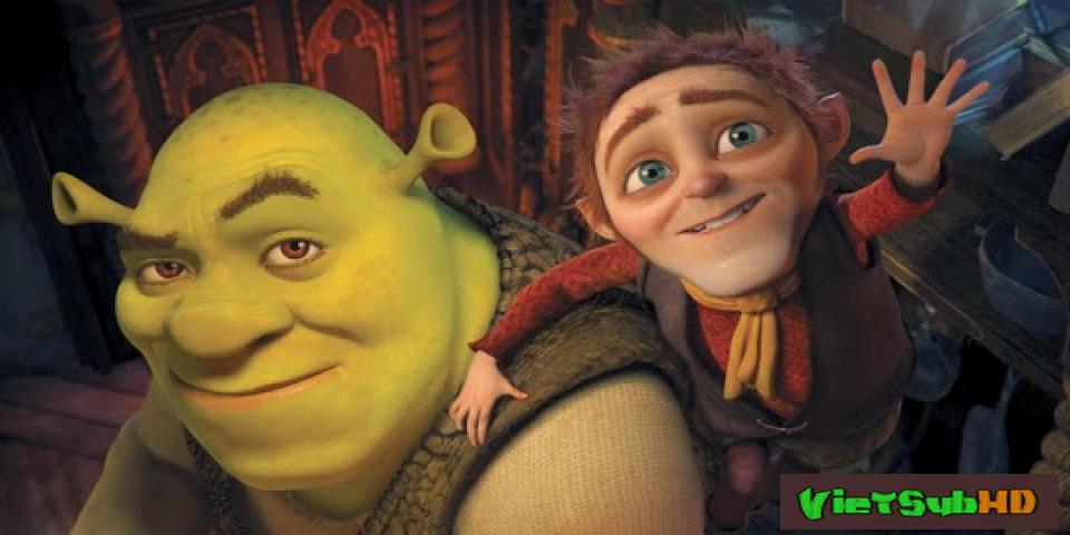 Phim Shrek: Cuộc Phiêu Lưu Cuối Cùng VietSub HD | Shrek Forever After 2010